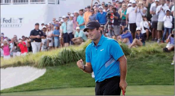 Patrick Reed wins The Northern Trust | The Livingston Enterprise