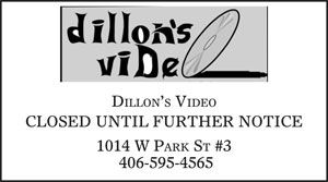 Dillons Video