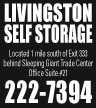 Livingston Self Storage